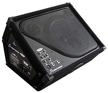 "Studiomaster PAX12+ 12"" Active PA Stage Monitor Speaker"