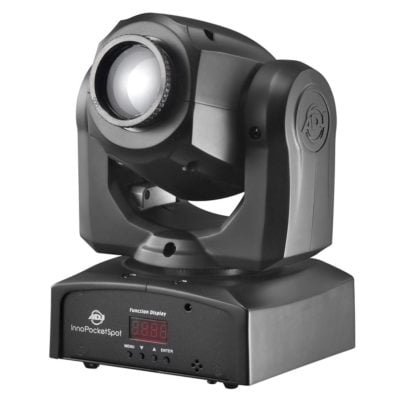 ADJ Inno Pocket Spot 12W LED Moving Head
