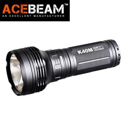 ACEBEAM K40M Flashlight Torch 3000 lumens 5000K