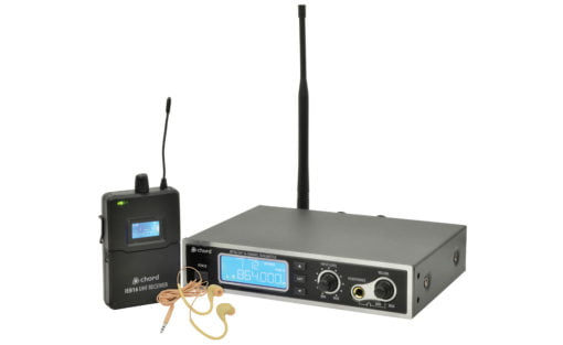 Chord UHF In-ear Monitoring System