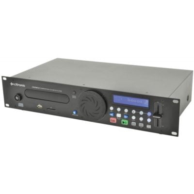 Citronic Combination CD USB SD Player