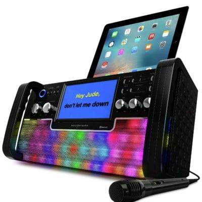 Bluetooth Karaoke Machine